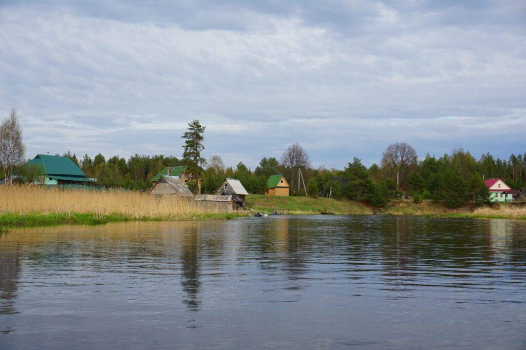Майский сплав по Селижаровке (байдарки, дети)