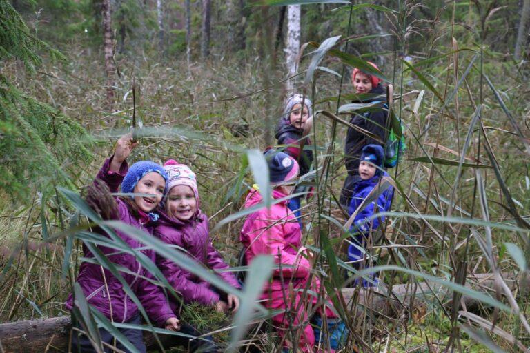 Выходные на природе с детьми в доме у реки Селижаровка