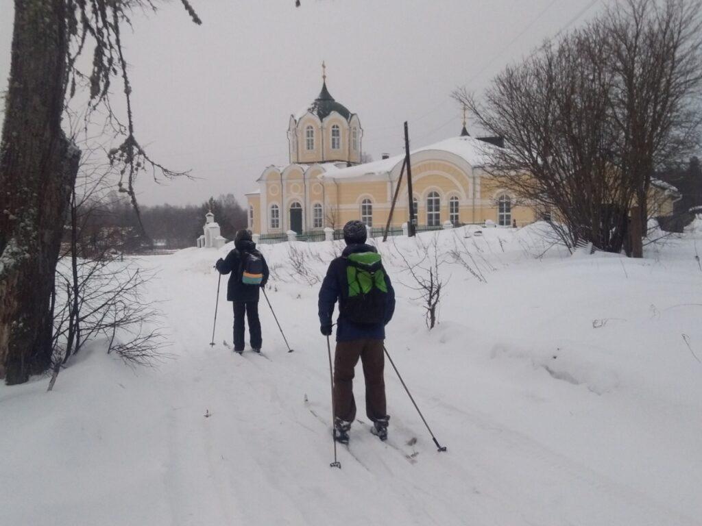 Зимняя Селижаровка